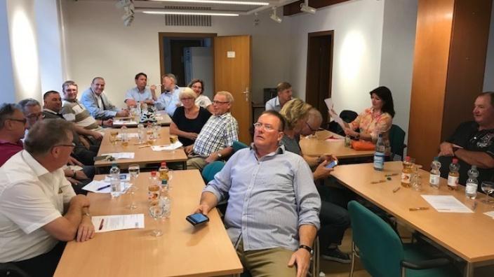 Siebner als Ortsvorsteherin einstimmig nominiert